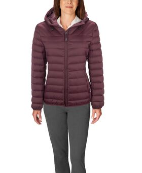 Estes Hooded Jacket L Outerwear Womens