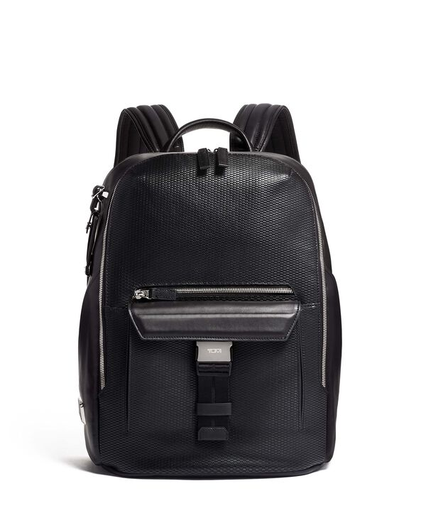 Ashton Doyle Backpack Leather
