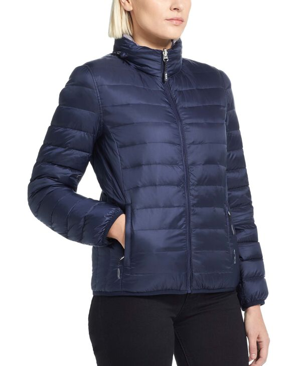 Outerwear Womens Clairmont Reversible Packable Puffer Jacket XL