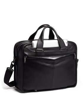 Organizer Brief Leather Alpha 3