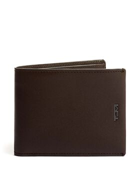 Global Wallet with Coin Pocket Nassau