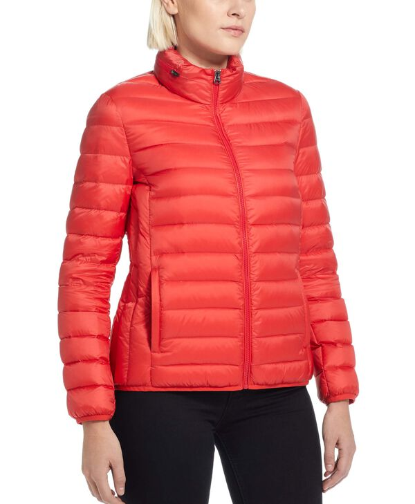 TUMIPAX Outerwear Women's - Clairmont Packable Travel Puffer Jacket S