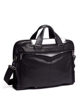 Organizer Portfolio Brief Leather Alpha 3