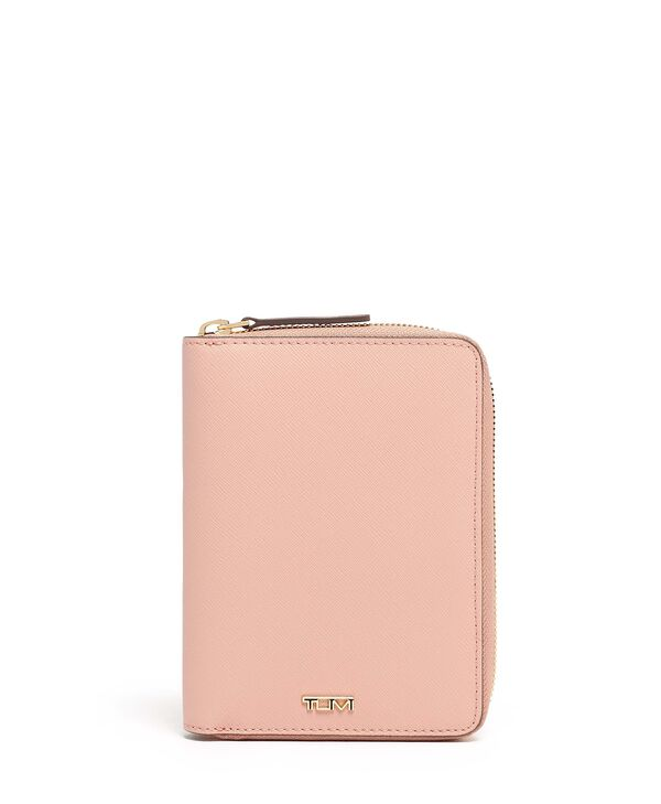 Belden Zip-Around Passport Case