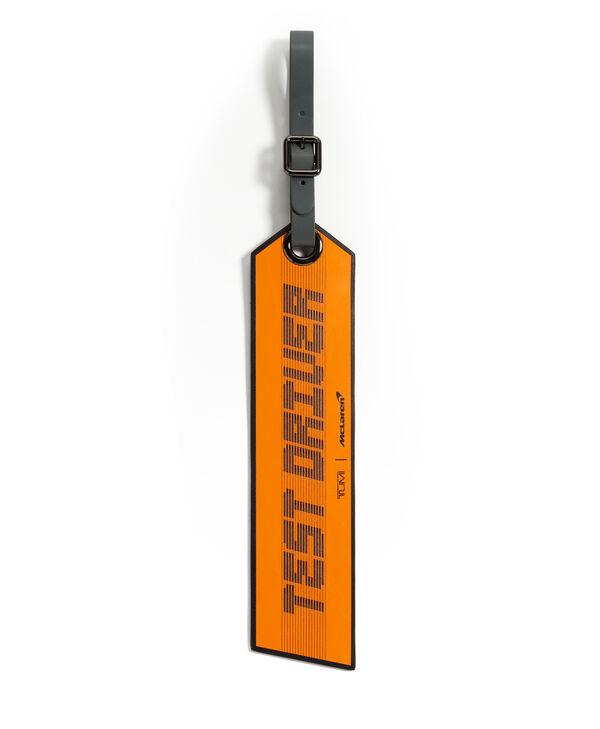 TUMI   McLaren Nivolet Luggage Tag