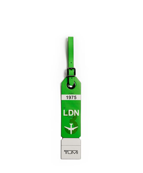 Travel Accessory London Luggage Tag