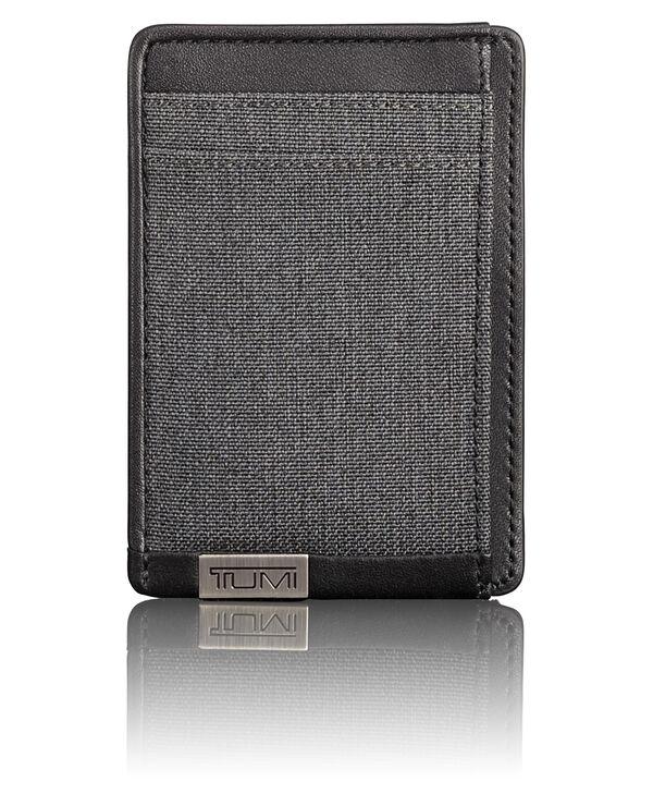 Alpha TUMI ID Lock™ Money Clip Card Case